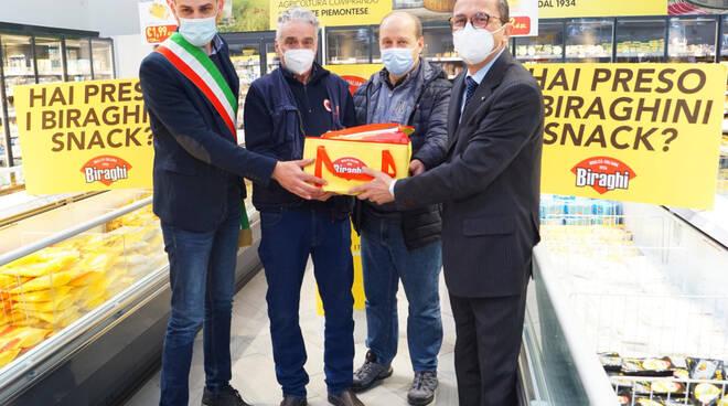 biraghi spa donazione cavallermaggiore