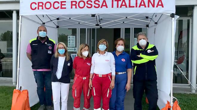 centro vaccinale ex Valauto