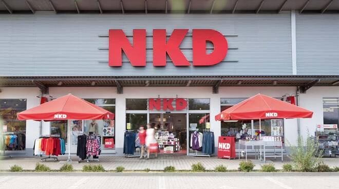 negozio nkd