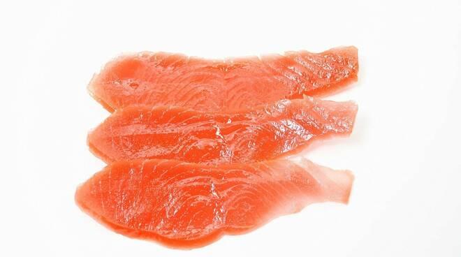 salmone affumicato free