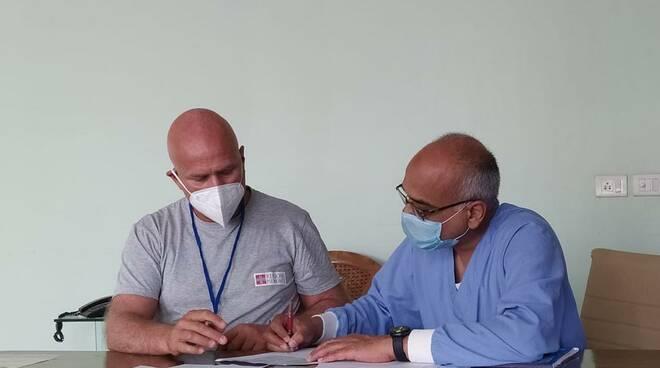 piemonte dona apparecchiatura ossigeno india