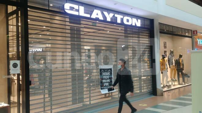 manifestazione ex auchan grande cuneo clayton
