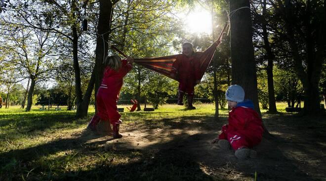 scuola nel parco chiusa pesio