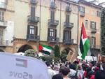 manifestazione pro palestina cuneo