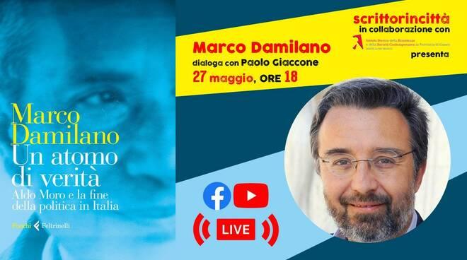 Marco Damilano Incontro