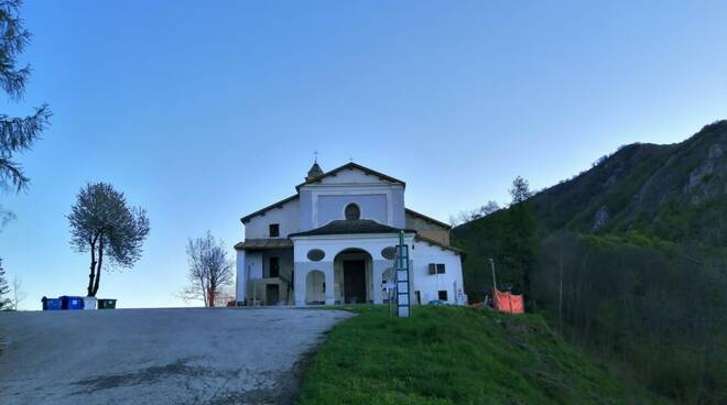 Santuario della Madonna del Colletto di Valdieri