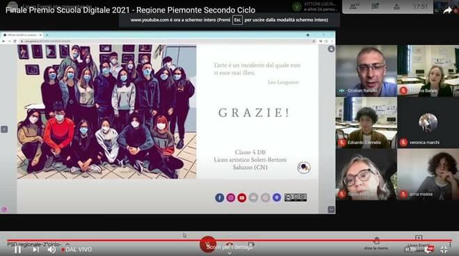 Liceo Bertoni saluzzo