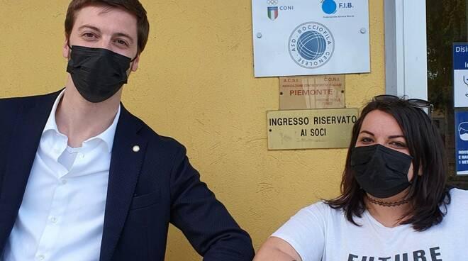 Sarah Longordo Flavio Gastaldi Genola