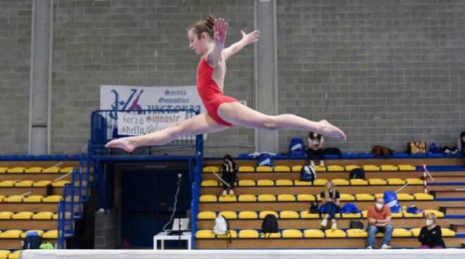 Sofia Ambrosio Cuneo ginnastica
