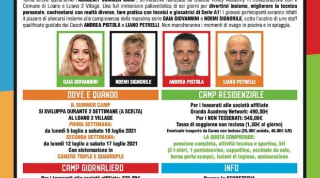 Granda Volley Summer Camp