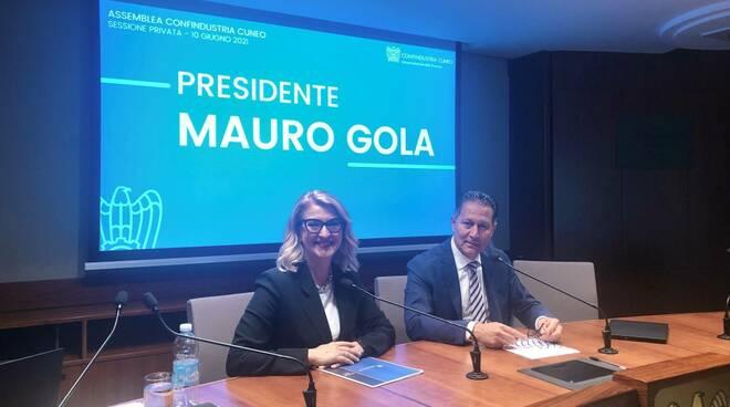 Mauro Gola Giuliana Cirio