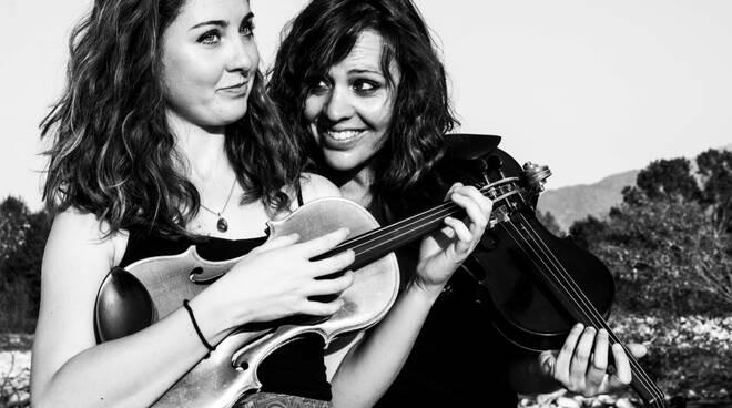 Gruppo Duea Chiara e Sara Cesano