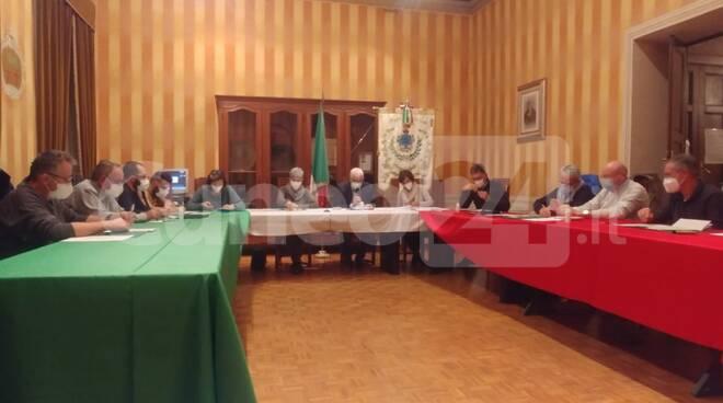 consiglio comunale Peveragno