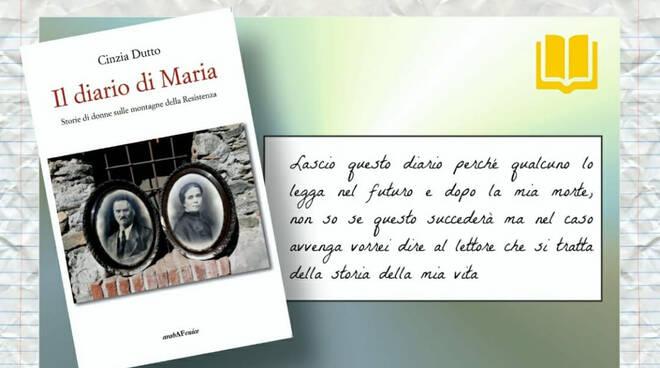 Il diario di Maria Cinzia Dutto