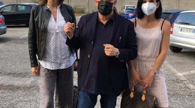 Simona Ventura Vera Anfossi Giancarlo Boselli