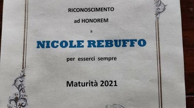 Nicole  Rebuffo
