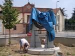 monumento per infermieri Busca