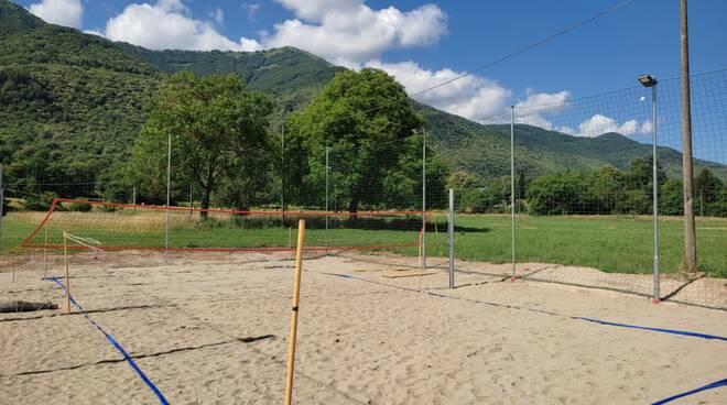 campo beach volley Festiona