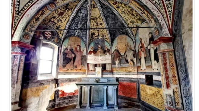 Cappella San Gottardo Lagnasco
