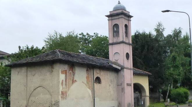 affreschi San Rocco Da Val Peveragno