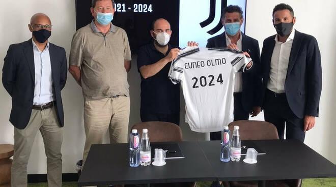 Cuneo Olmo Juventus
