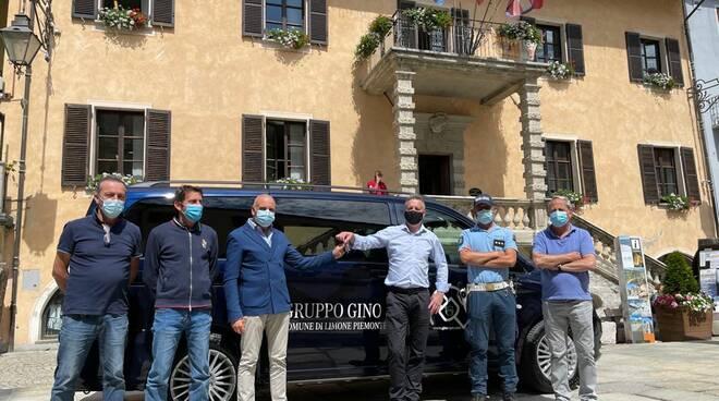 Mercedes Gruppo Gino Comune Limone Piemonte