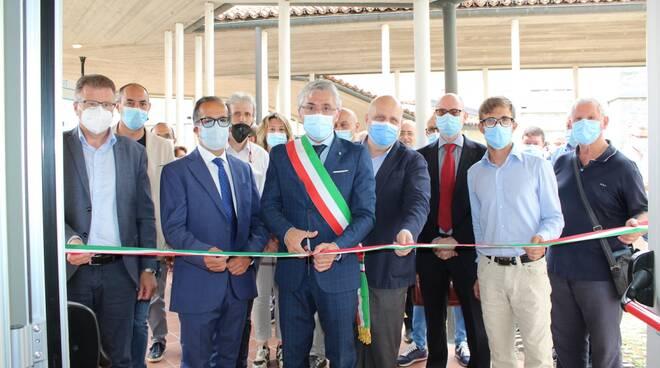 inaugurazione nuova sede Inail Alba