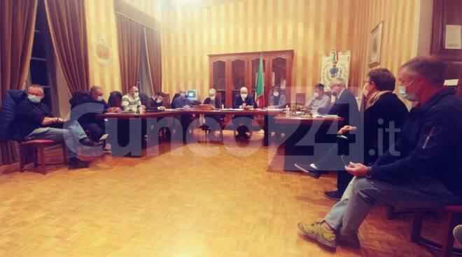 consiglio comunale peveragno ottobre 2020