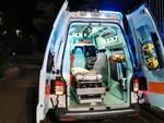 ambulanza liguria