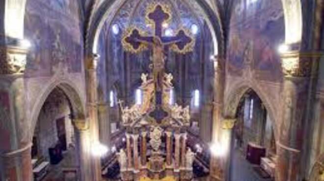 Interno Duomo saluzzo