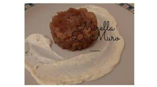 Tartare di tonno - cucina con Mirella