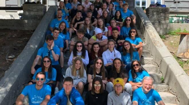 Campo scuola Sant'Anna Bellino 2021