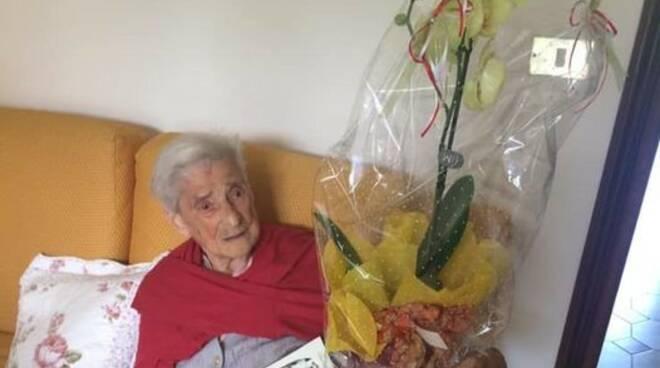 centenaria Garessio