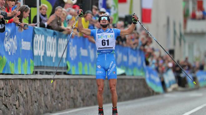 Gli ori mondiali dello skiroll a Trento nel Campionato Italiano e Coppa Italia