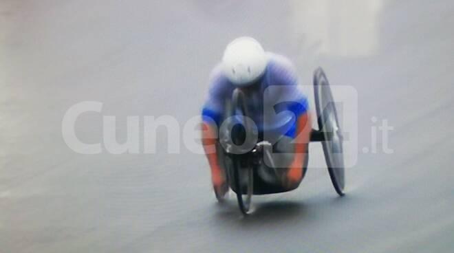 Diego Colombari - Paralimpiadi di Tokyo
