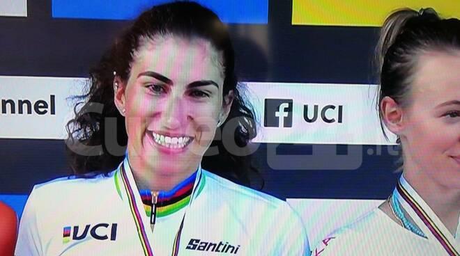 Elisa balsamo campionessa del mondo