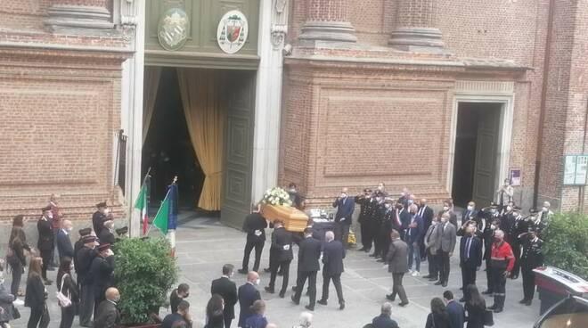 Funerali Lucio Pelizza