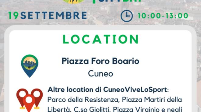 SportCity Day Cuneo