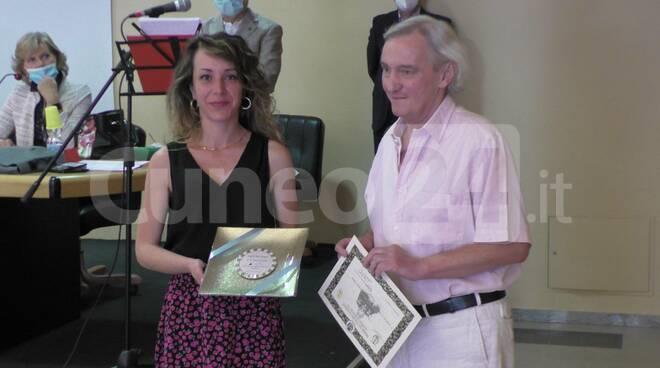 concorso letterario di benedetto 2021 chiusa pesio daniela giordanengo