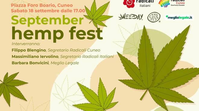 September Hemp Fest