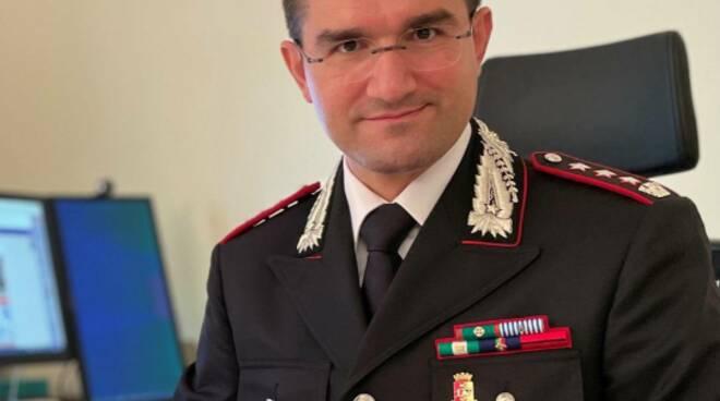 Colonnello Giuseppe Carubia