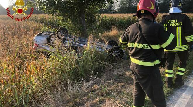 incidente stradale peveragno