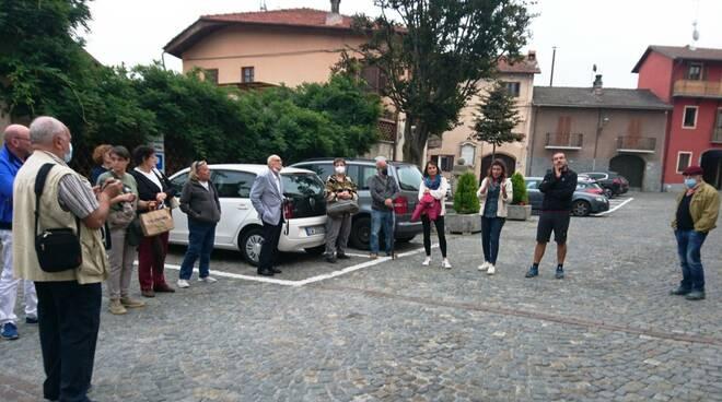 piazza XXX Martiri Peveragno luisa torrero