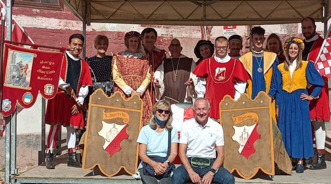 Gruppo Borgo San Martino Saluzzo