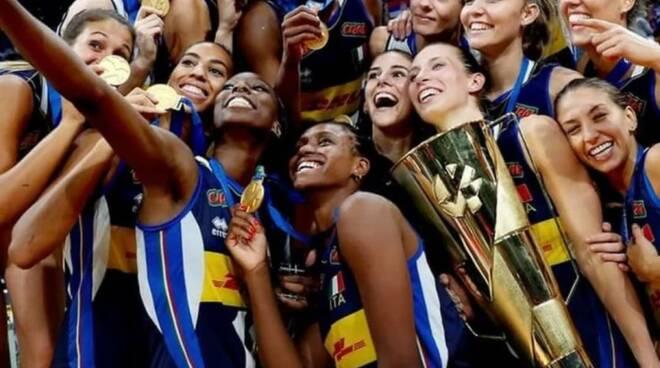 Italvolley campione d Europa femminile