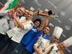 matteo e lorenzo marchisio - italia campione del mondo pasticceria