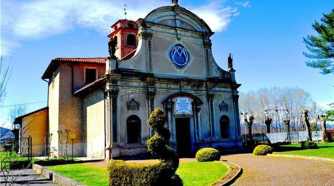 Santuario Madonna degli Alteni - Villafalletto immagine da Facebook