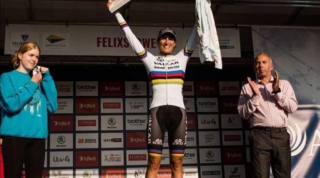 Elisa Balsamo vince tour britain