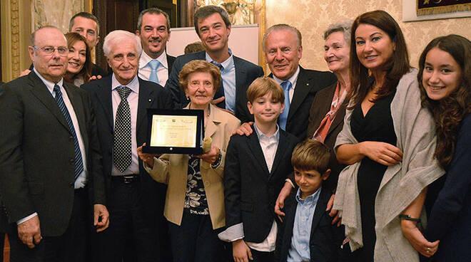 Famiglia Merlo