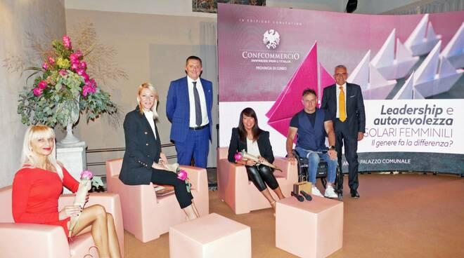 Confcommercio Cuneo convention Saluzzo 2021